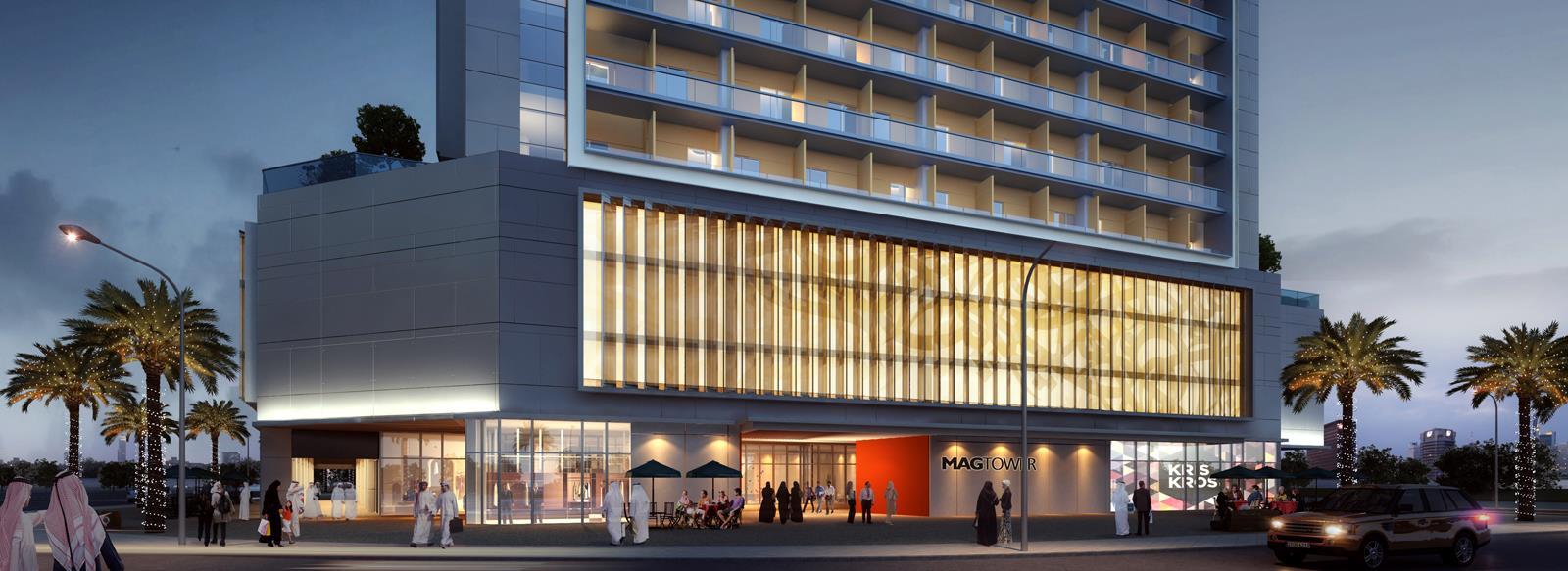 MAG 318 Apartments at Downtown Dubai