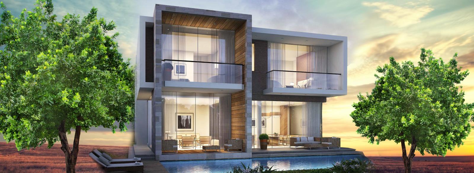 Luxury 3 &amp; 5 Bedroom Villas,<div>Starting from AED 2.5 Million&nbsp;</div>