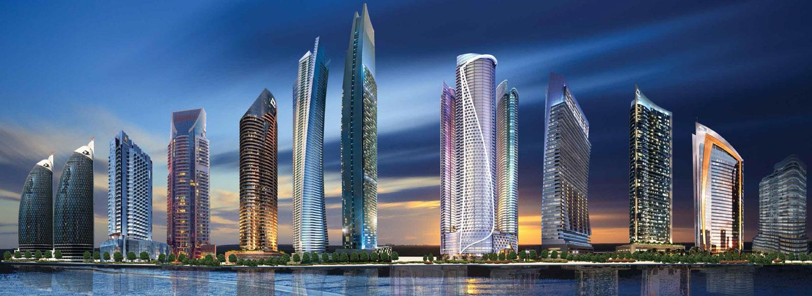 Damac Towers