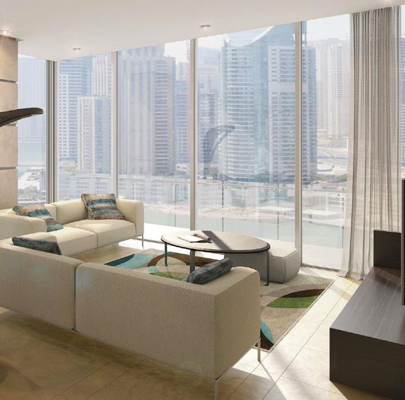 The Residences, Dubai Marina, Dubai.