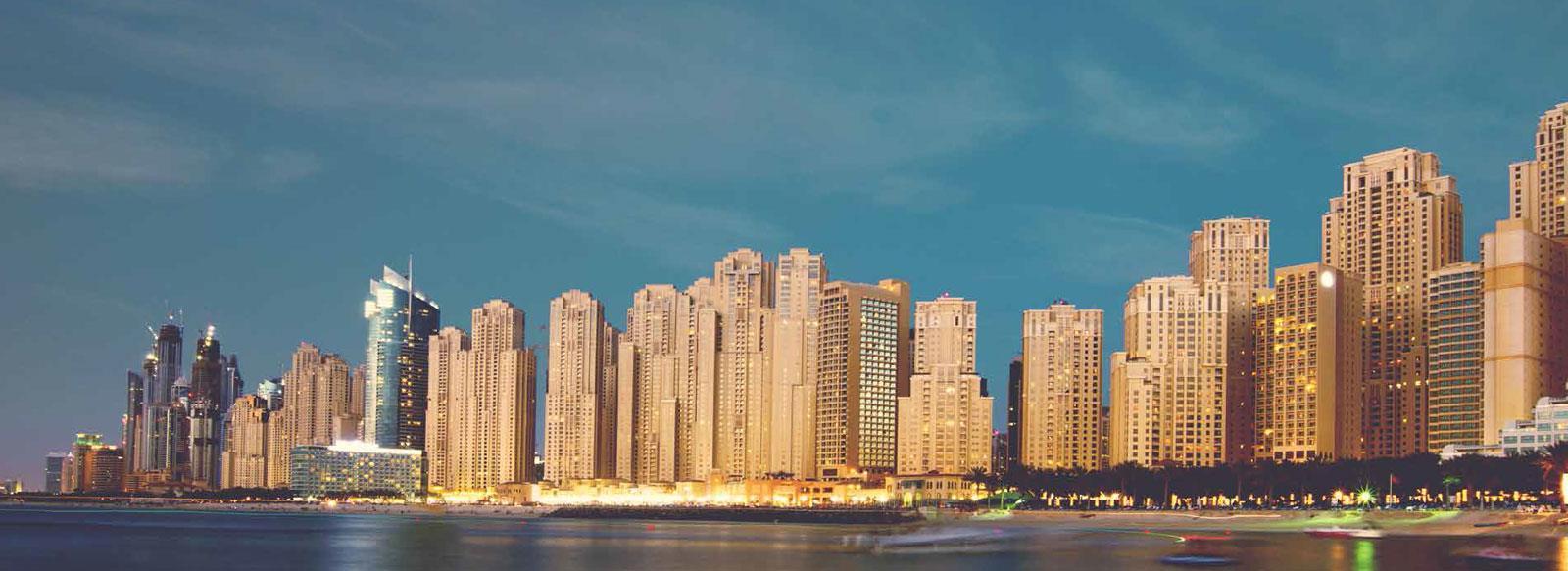 1 JBR Apartments, JBR, Dubai