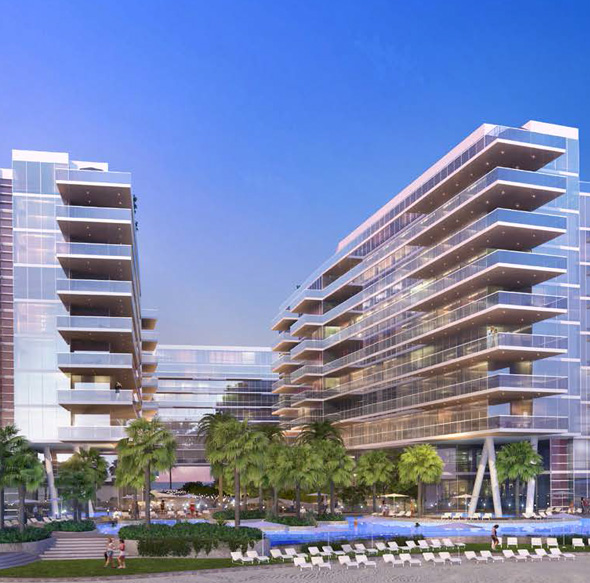 Serenia Residences, Palm Jumeirah, Dubai