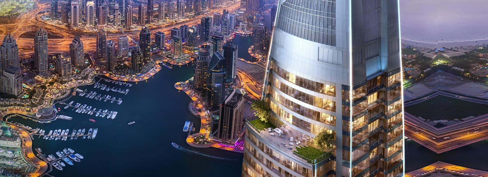 <div>Luxury 1 to 5 Bedroom Apartments,</div><div>Starting From AED 2 Million</div>