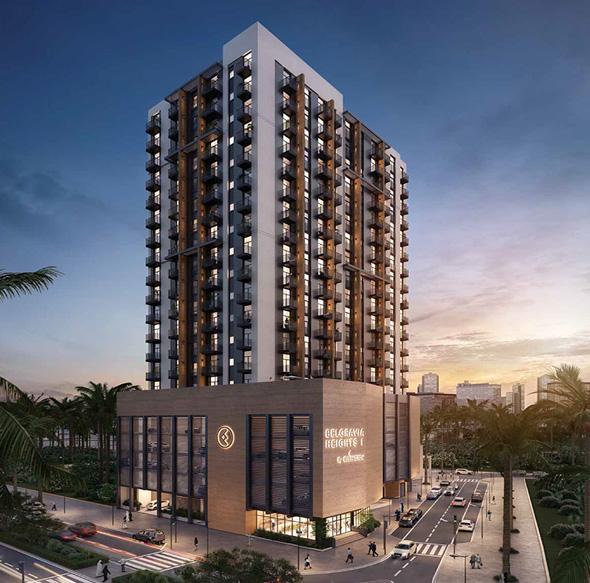 Belgravia Heights, JVC, Dubai