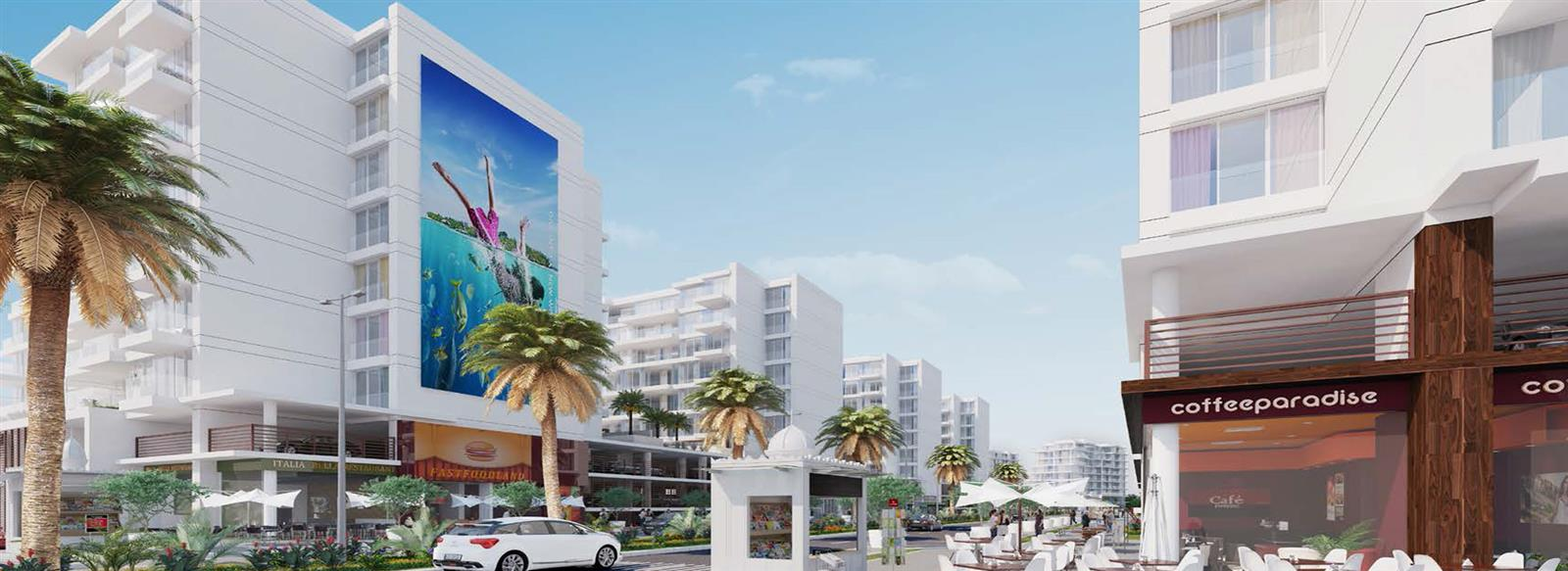 Carson Towers by Damac Properties at Damac Hills,