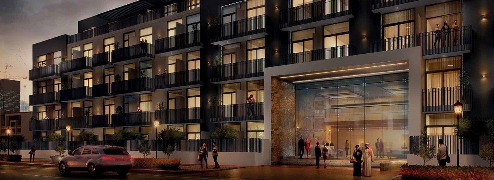 Beverly Residence, JVC, Dubai