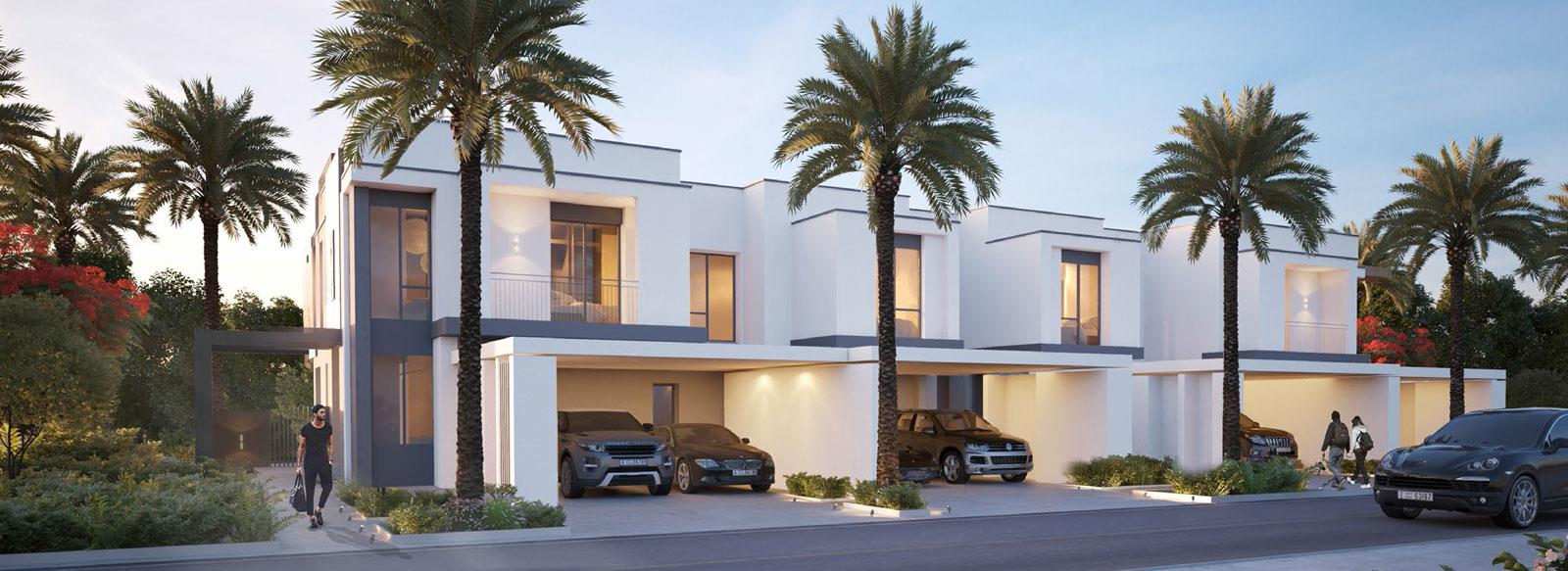 Luxury 3, 4 &amp; 5 Bedroom Townhouses,<div>4BR Starting From AED 2,671,888</div>