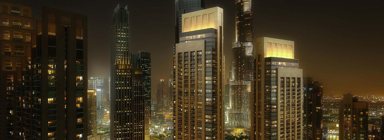2 BR Starting From AED 2,301,888