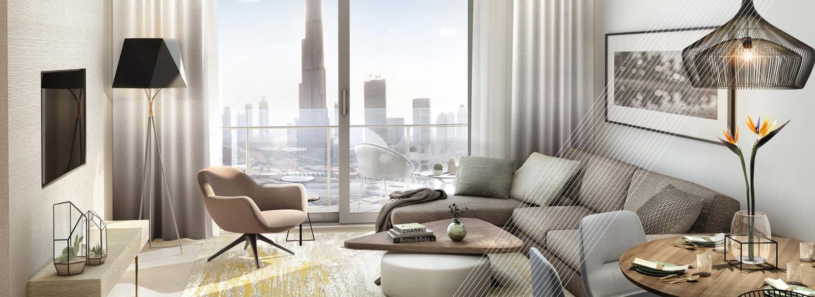 2 BR Starting From AED 2,010,888