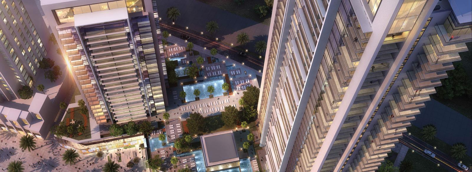 Offering 1, 2, 3 Bedroom Luxury Apartments
