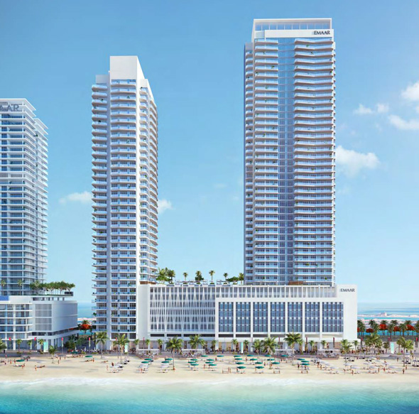 Luxury 1, 2, 3 &amp; 4 Bedroom Apartments,<div>Starting From AED&nbsp;1,200,888</div>