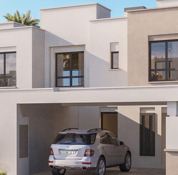 Luxury 3 &amp; 4 Bedroom Townhouses,<div>Starting From AED 988,888</div>