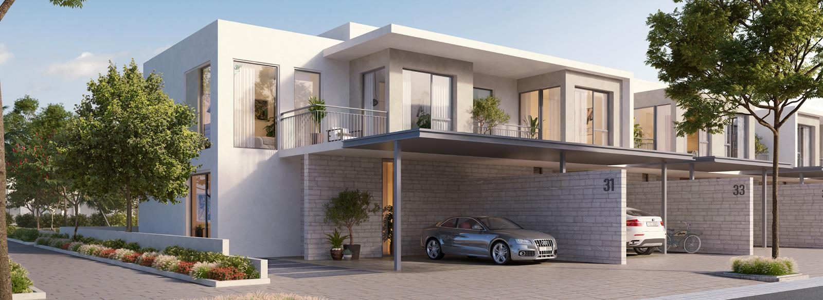 Luxury 3 &amp; 4 Bedroom Townhouses,&nbsp;<div>Starting From AED 1,453,888</div>