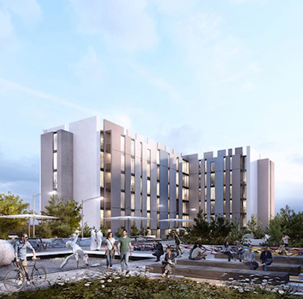 The Riff Apartments, Aljada, Sharjah