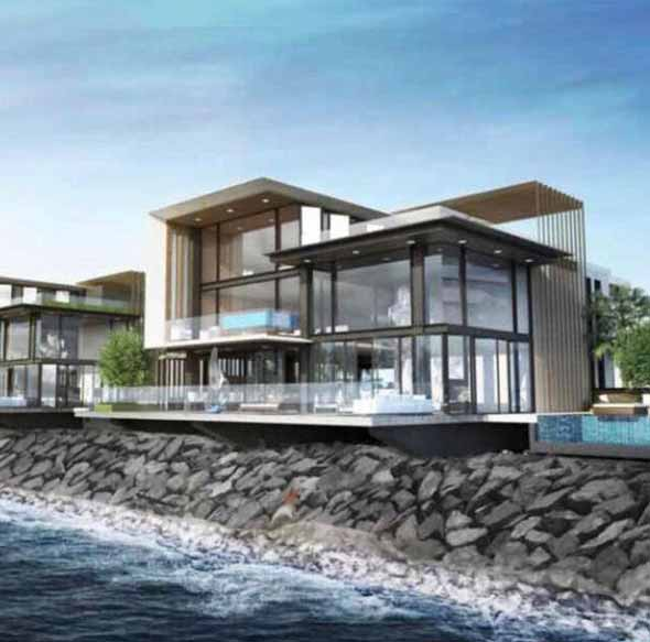 Exclusive 9 Mansions by Meraas Holding at Burj Al