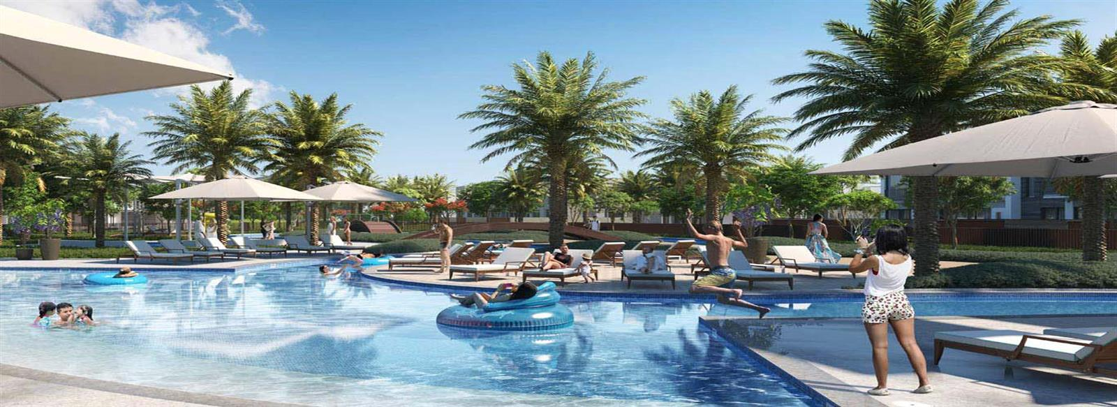 Sun Townhouses Phase 2 by Emaar at Arabian Ranches