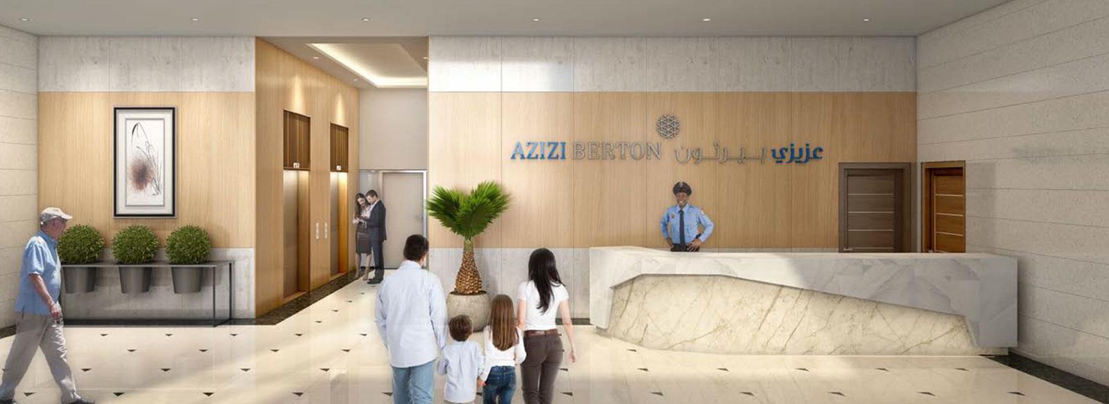 Azizi Berton Residences