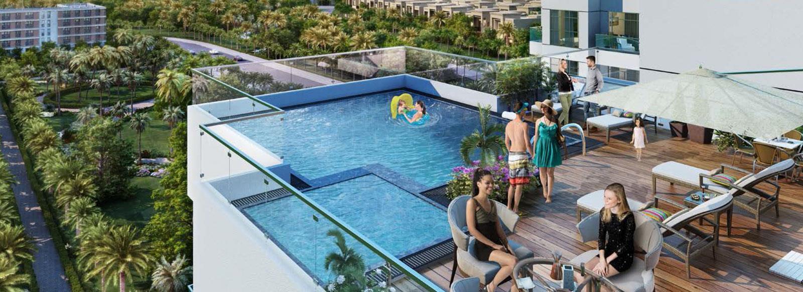 Azizi Berton Apartments