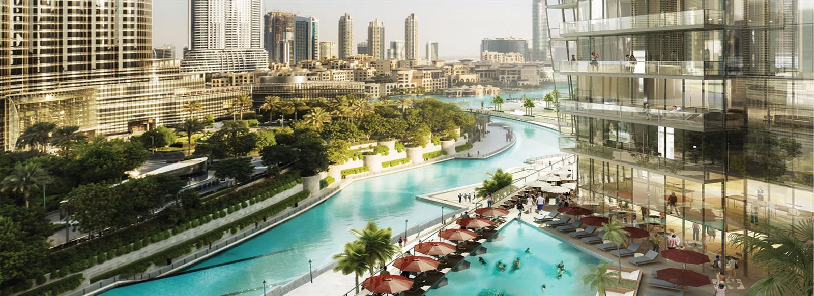 Address Residence Dubai Opera by Emaar