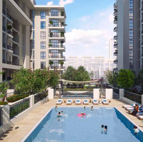 Rawda Apartments Town Square