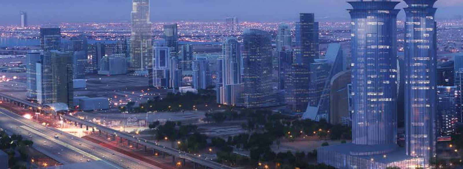 Meera Tower at Al Habtoor City
