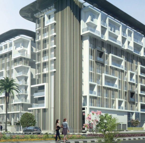 Oasis Residences One