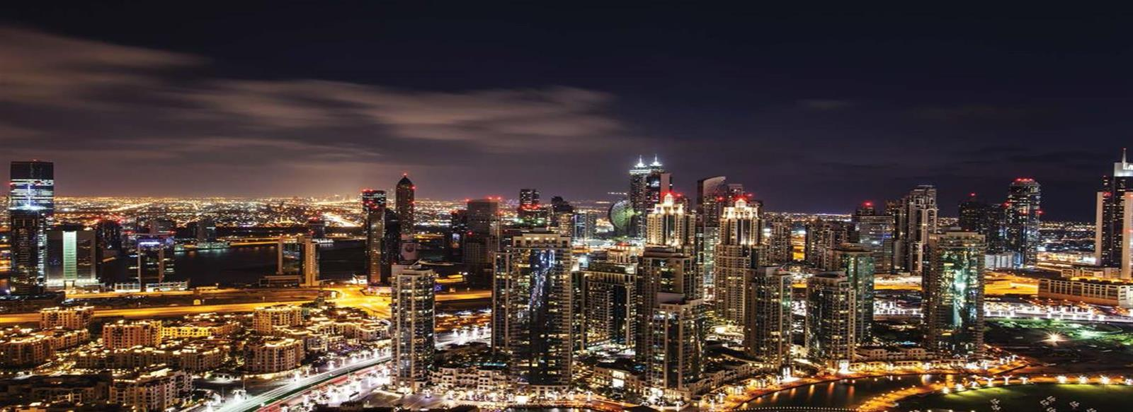 Башни Bellevue от Dubai Properties