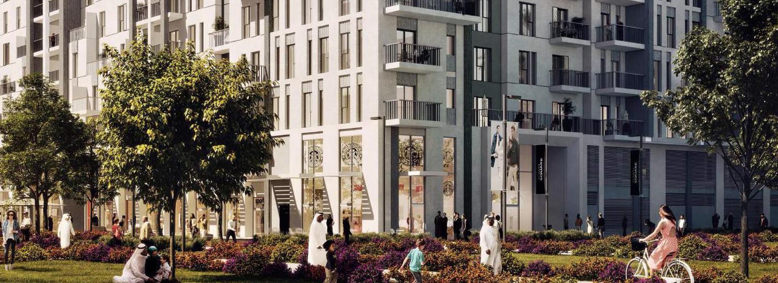 Hayat Boulevard Apartments