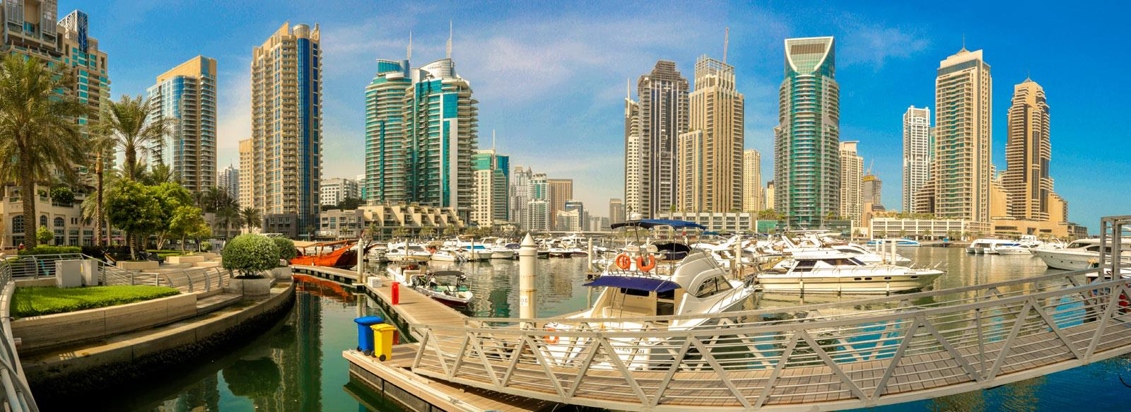 Al Habtoor Tower at Marina Walk, Dubai
