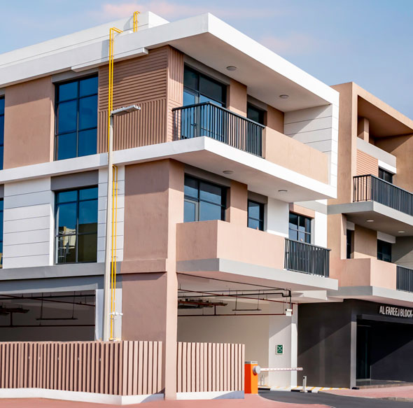 Al Fareej Courtyard