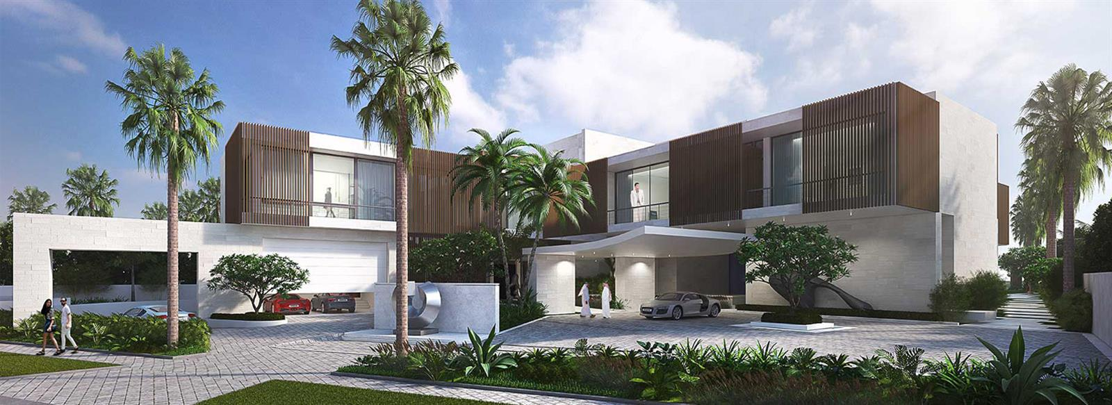 Emirates Hills Villas by Ellington Properties