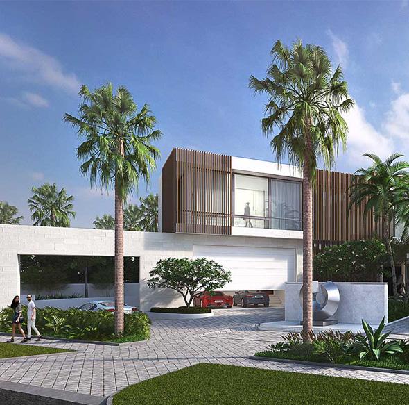 Emirates Hills Villas