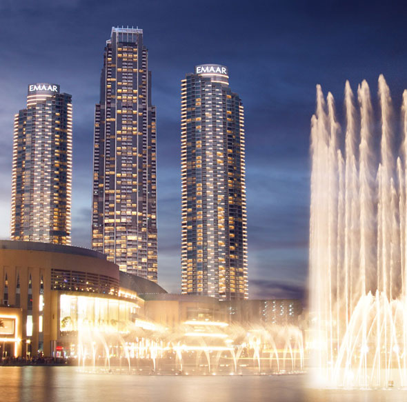 Address Fountain Views