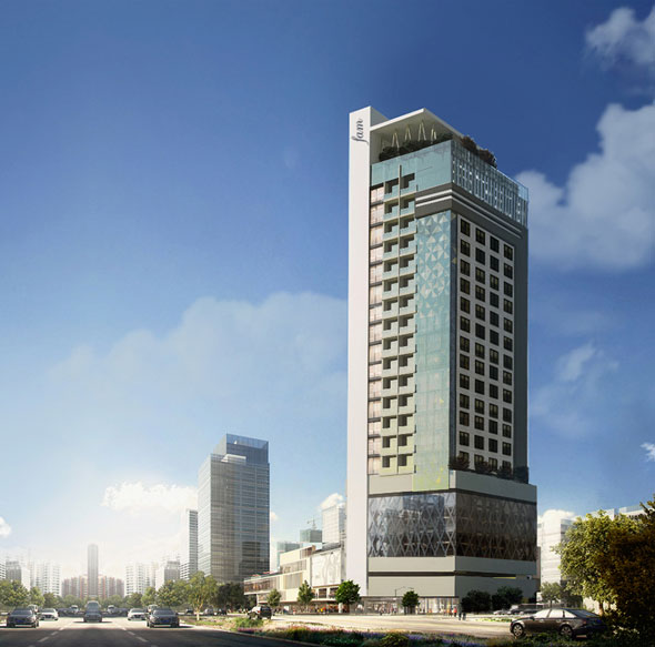 Afamia Tower 2