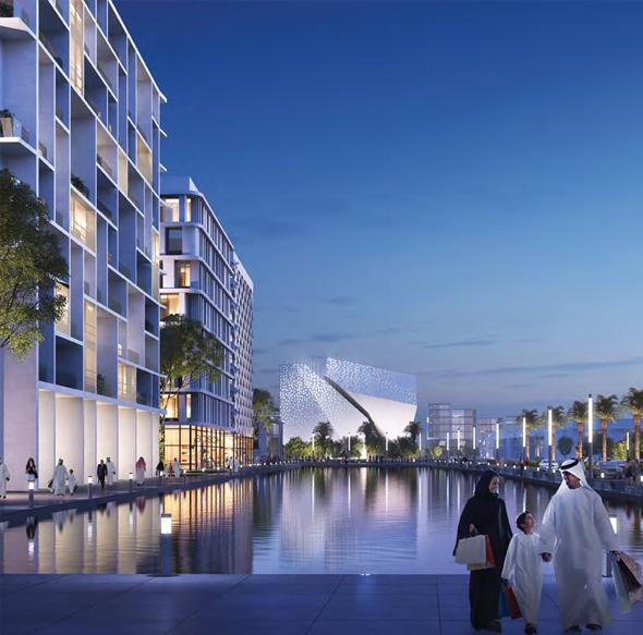 Areej Apartments, Aljada, Dubai