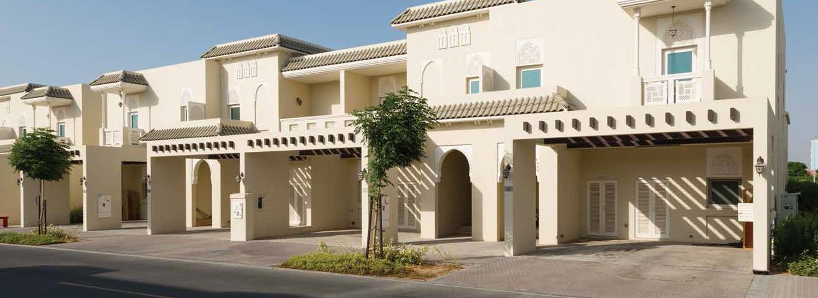 Al Furjan Villas & Townhouses
