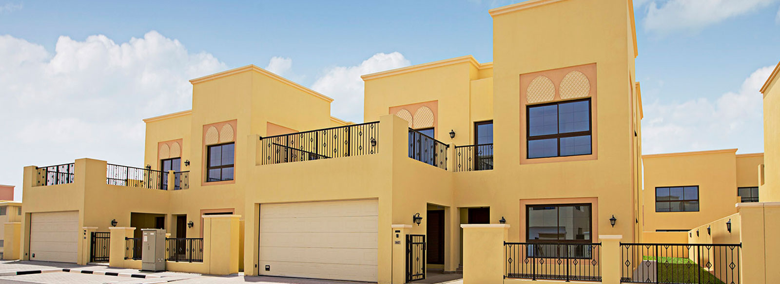 Nakheel NAS Villas Offers