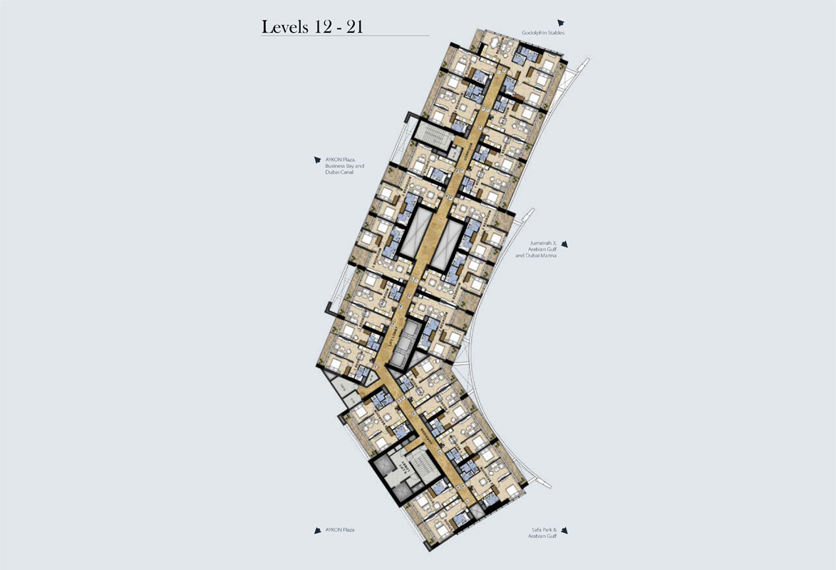 Typical-Floor-Plan-Level-12-21