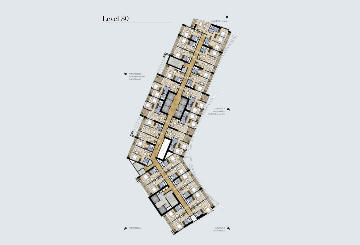 Typical-Floor-Plan-Level-30