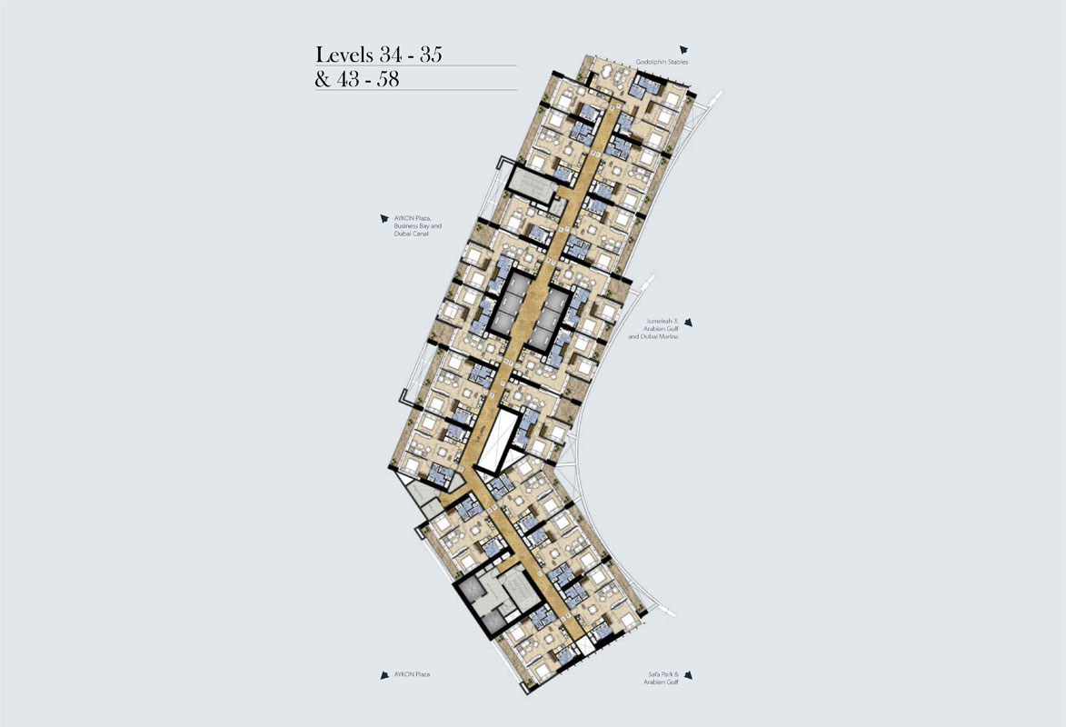 Typical-Floor-Plan-Level-34-35-&-43-58