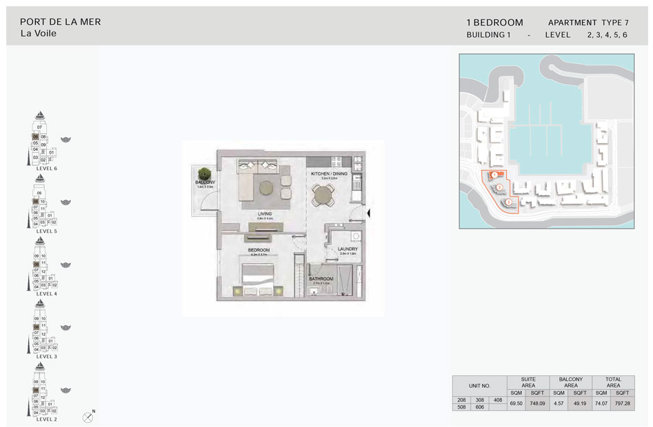 1-Bedroom,-Type-7,-Level--2-to 6,-Size-797.28  sq. ft.