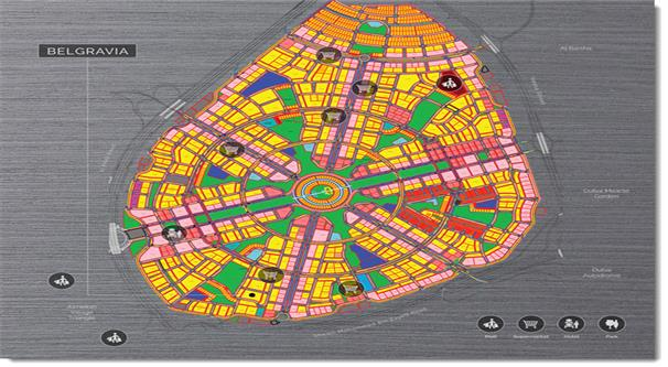 Ellington Belgravia 3 :  Master Plan