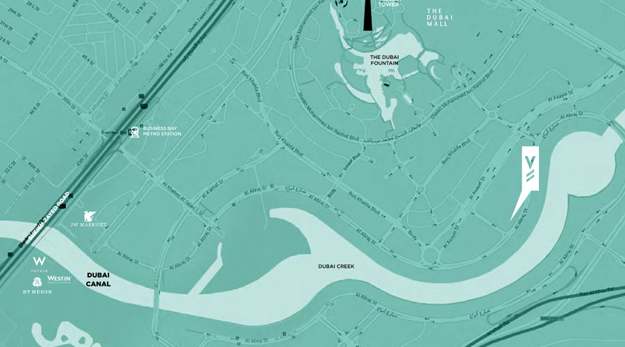 Vera Residences -  Location Plan