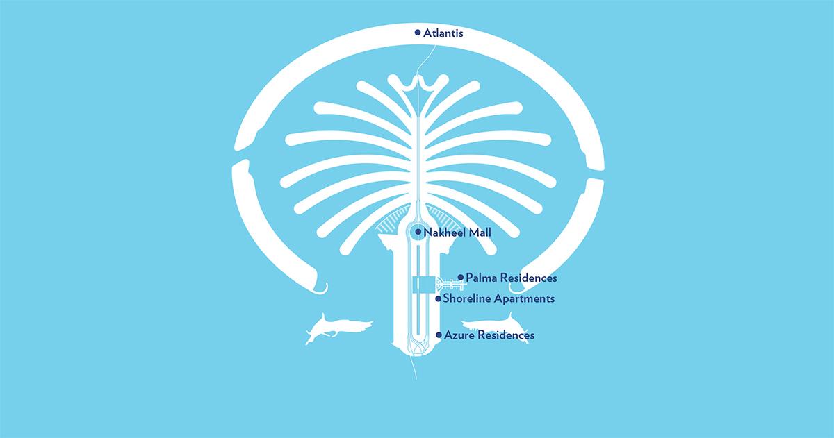 Azure Residences -  Location Plan