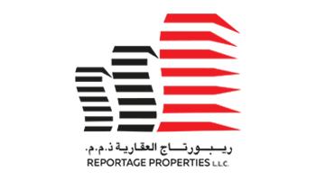 Reportage Logo