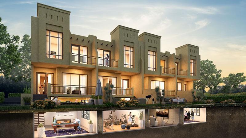 Villas Bait Al Aseel