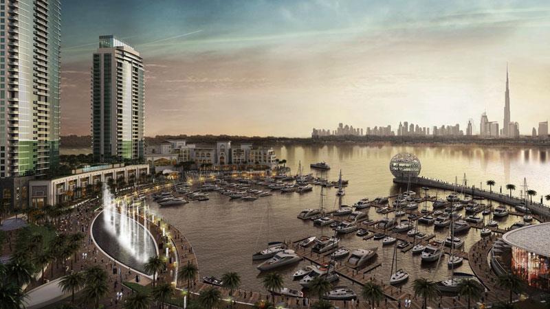 Residencias de Dubai Creek