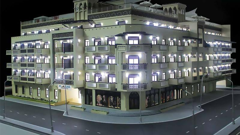 Plazzo Residence
