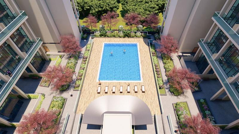 Oasis Residences Two