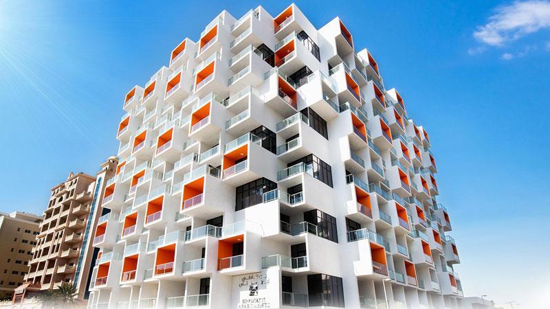 Apartamentos en Binghatti